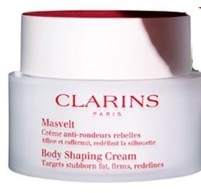 Clarins Body Shaping Cream Masvelt modelujący krem do ciała 200ml