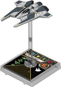 Fantasy Flight Games X-Wing Zestaw dodatkowy Myśliwiec Protektoratu