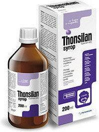 Novascon Thonsilan 200 ml