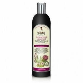 Pierwoje Reszenie Balsam No. 3 Przeciw wypadaniu włosów 550ml