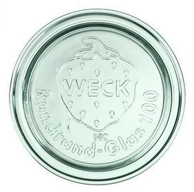 Weck Wieczko do słoików 10 cm R100