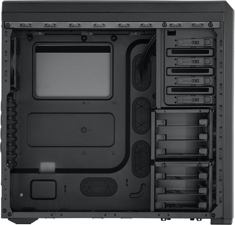 Corsair Carbide 500R Black