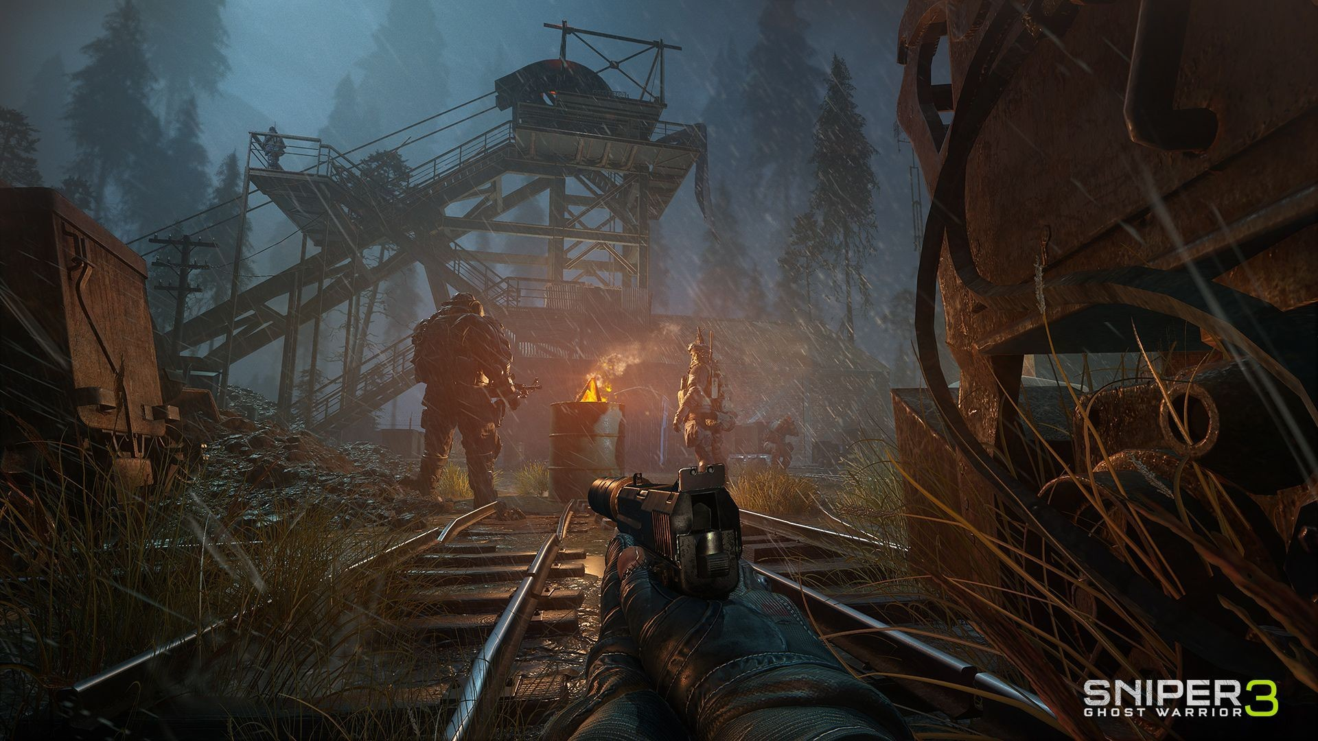 Sniper Ghost Warrior 3 Edycja Season Pass (GRA PS4)
