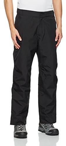 adidas Adidas Męskie Gore-Tex 2-Layer Długie Spodnie Od Deszczu, Czarny, M (B88963)