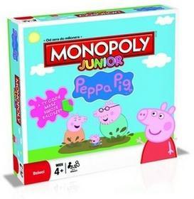 Hasbro Monopoly Junior Peppa Pig B9350