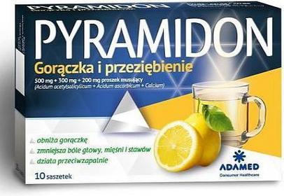 Adamed Pyramidon 10 szt.