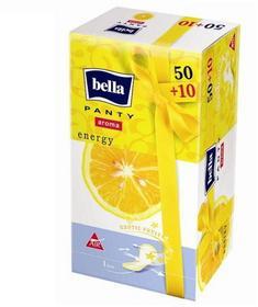 Bella wkładki higieniczne Panty Aroma Energy 50szt. + 10 szt.
