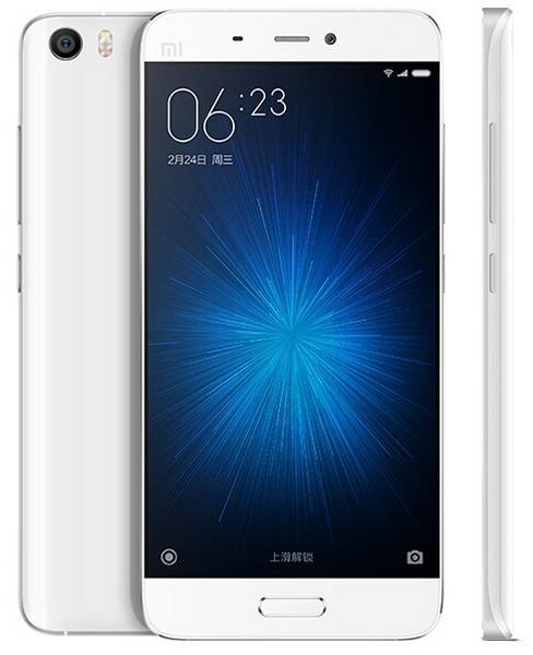 Opinie o Xiaomi Mi 5 32GB Biały