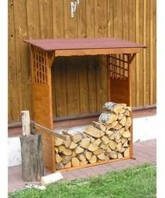 Rojaplast Drewutnia drewniana