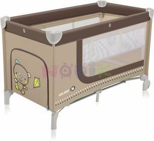 Baby Design Łóżeczko łóżeczka turystyczne Holiday (beżowe) ! Holiday 09