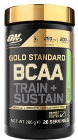 Optimum BCAA Train + Sustain 266g