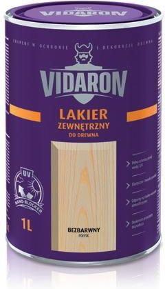 ?nie?ka Vidaron - Lakier zewn?trzny do drewna 1L