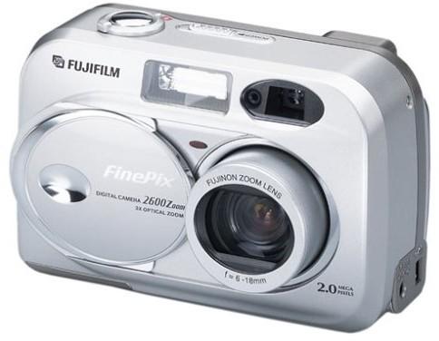 Opinie o Fuji FinePix 2600