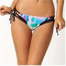 Fox bikini - Love Fool Lace Up Teal (176) rozmiar: S