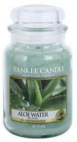 Yankee Candle Aloe Water 623 g Classic duża świeczka zapachowa
