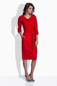 Lemoniade Sukienka Model L157 Red