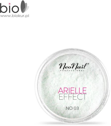 Neonail Arielle Effect Rose syrenka) pyłek do zdobienia paznokci