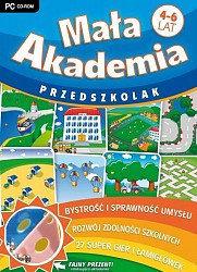 Mała Akademia Przedszkolak PC
