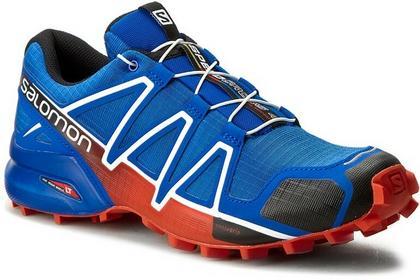 Salomon Speedcross 4 L38313200 niebieski