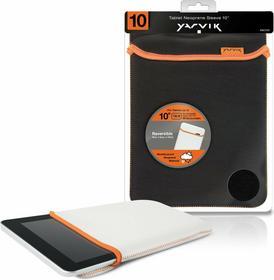 Yarvik Etui do tabletów 10 Czarno-białe YAC141
