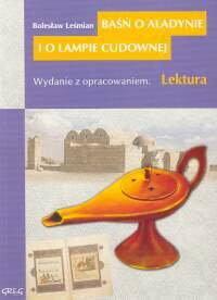 Leśmian Bolesław Baśń o Aladynie i o lampie cudownej