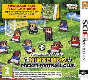Pocket Football Club 3DS