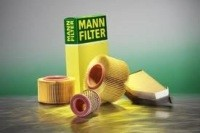 MANN Filtr powietrza C1150 MANN / AR212