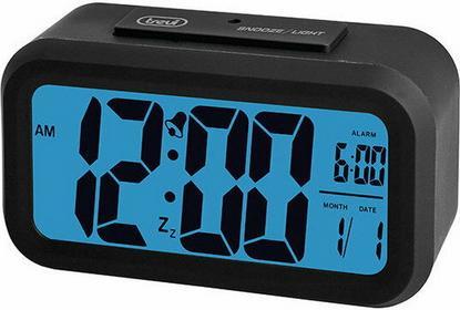 Zegar cyfrowy z Budzikiem Trevi SLD3068 - Czarny