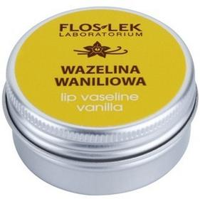 Flos-Lek Laboratorium Lip Care Vanilla wazelina do ust 15 g