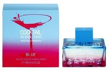 Antonio Banderas Cocktail Seduction Blue woda toaletowa 100ml