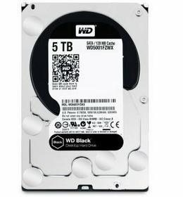 Western Digital Dysk Black WD5001FZWX (3,5, 5TB, SATA/600)