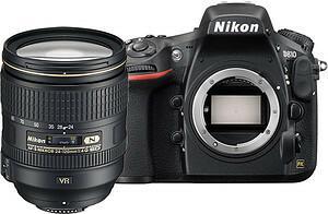 Nikon D810 + 24-120 kit