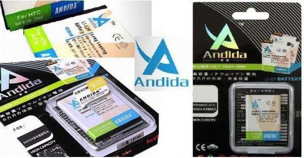 Andida Bateria do SONY ERICSSON XPERIA X8 ,U5, VIVAZ 1600mAh 590095075327