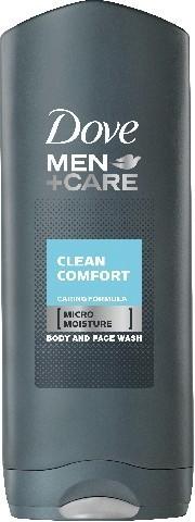 Dove Men Care Clean Comfort żel pod prysznic 250ml
