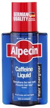 Alpecin Hair Energizer Caffeine Liquid tonik kofeinowy przeciw wypadaniu włosów dla mężczyzn Strengthens The Hair Roots Prevents Hair Loss 200 ml