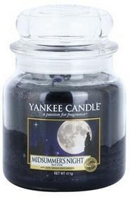 Yankee Candle Midsummers Night 411 g Classic średnia świeczka zapachowa