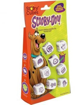 Rebel Story Cubes Scooby Doo
