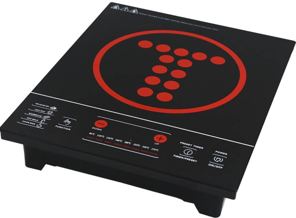 Turbo Tv2350w Kuchenka Indukcyjna Elektryczna