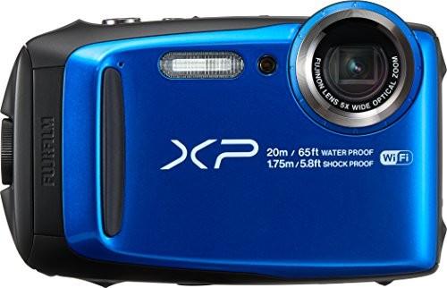 Opinie o Fuji XP120 niebieski