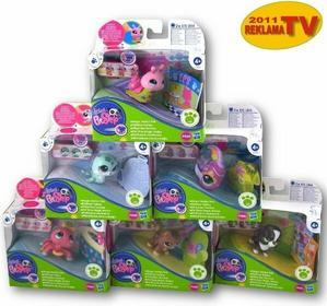 Hasbro Pet Shop Chodzące Zwierzaki 33316