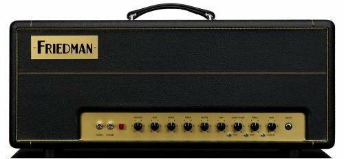 Friedman Brown Eye 100 - głowa gitarowa 100W