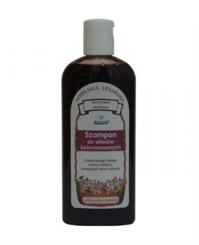 Fitomed Szampon do włosów koloryzowanych odcienie ciemne - 250 ml