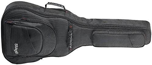 Stagg STB-ndura 15W czarna torba na Western gitara 21869
