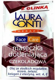 Laura Conti Kaolinowa czekoladowa maseczka dotleniająca 10ml