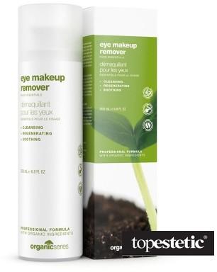 Organic Series Eye Makeup Remover Płyn do demakijażu oczu 200ml