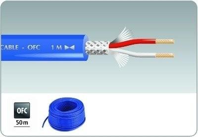 Monacor MLC-52/BL przewód mikrofonowy 060840