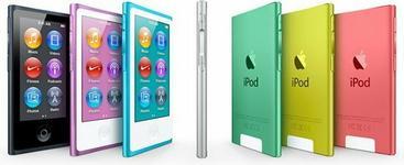 Opinie o Apple iPod Nano (7 generacja) 16GB