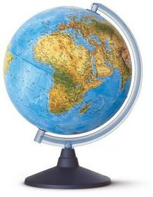 Elite globus 26cm idealny do szkoły