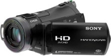 Opinie o Sony HDR-CX6