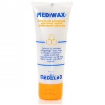 MEDILAB Mediwax emulsja do rąk z woskiem pszczelim 75ml